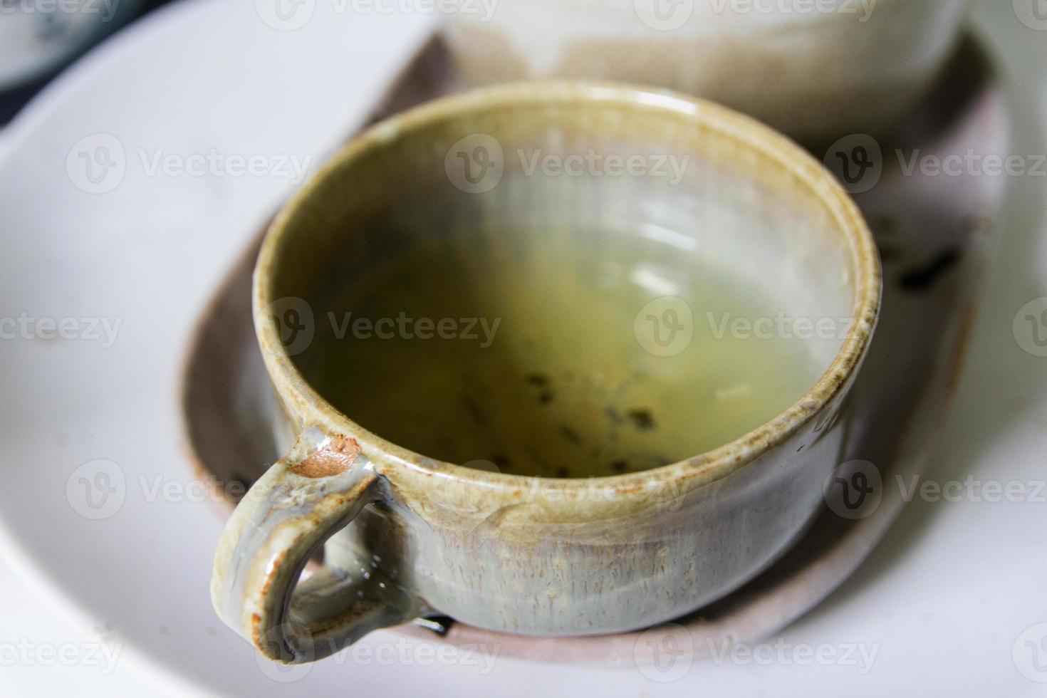taza de té foto
