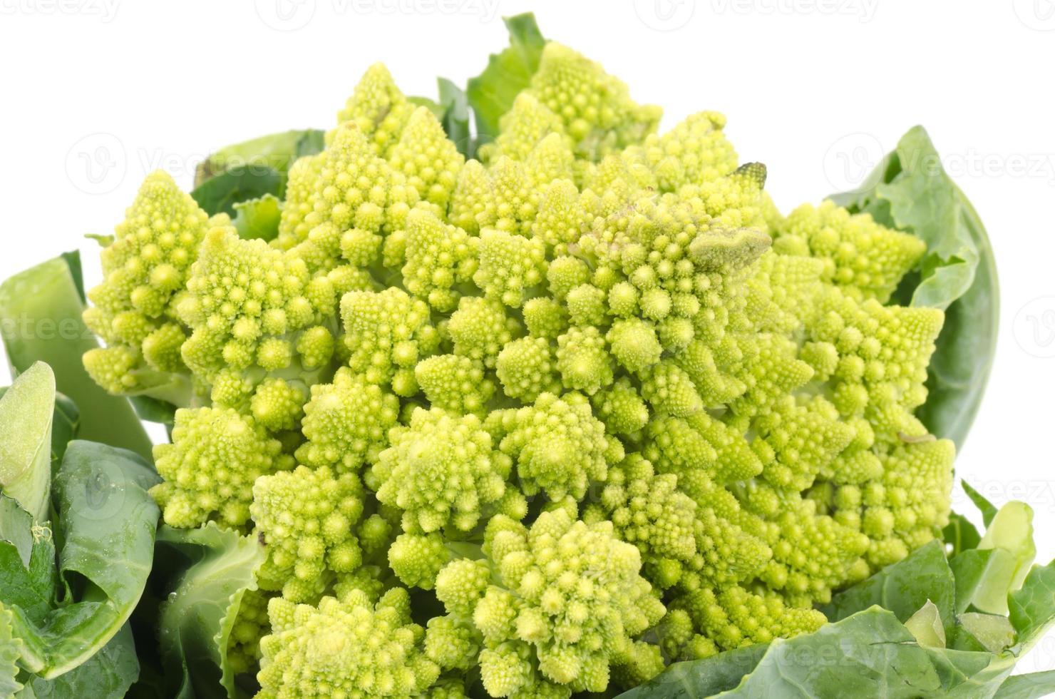 Cauliflower Romanesco photo