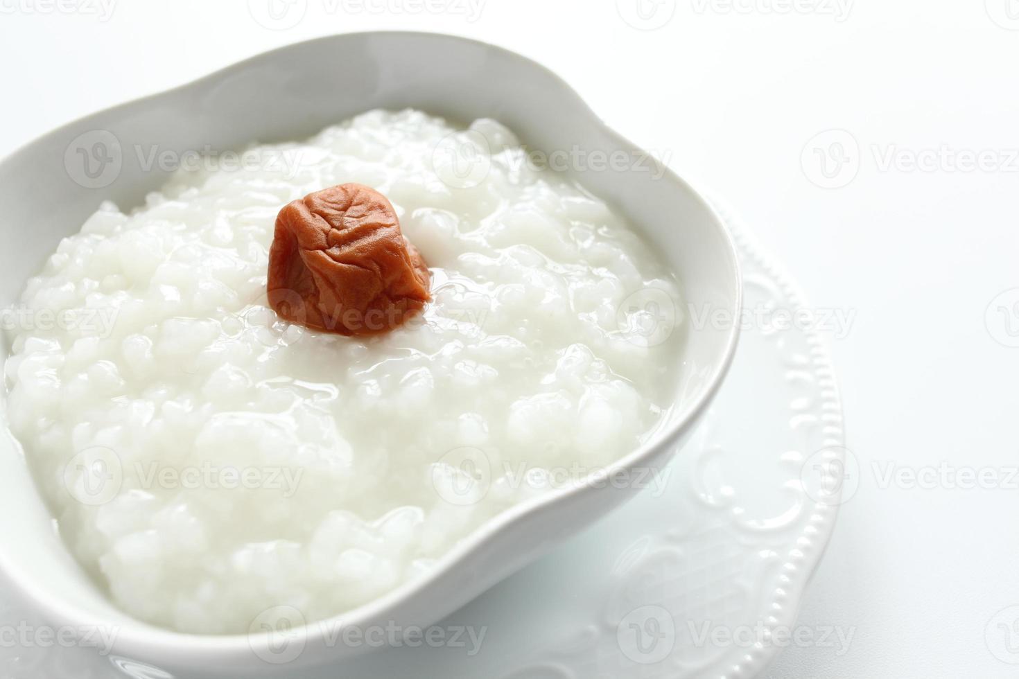 japanese food, pickled plum photo
