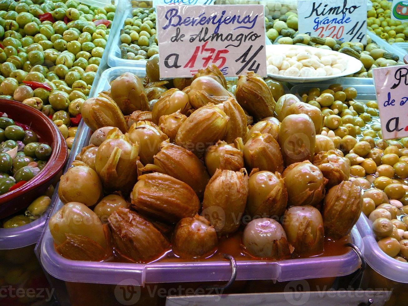 Pickled Eggplants photo