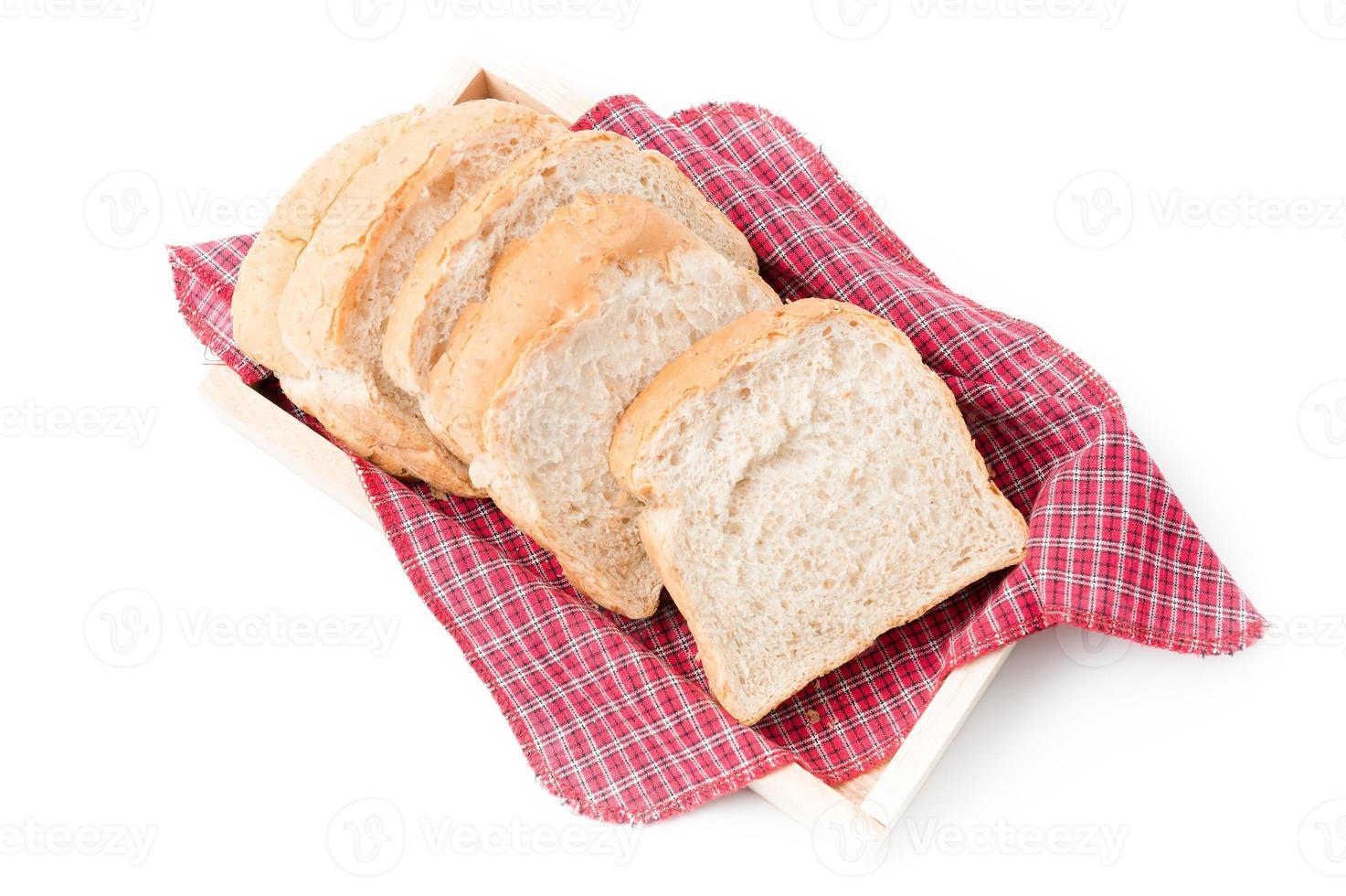 pan de trigo foto