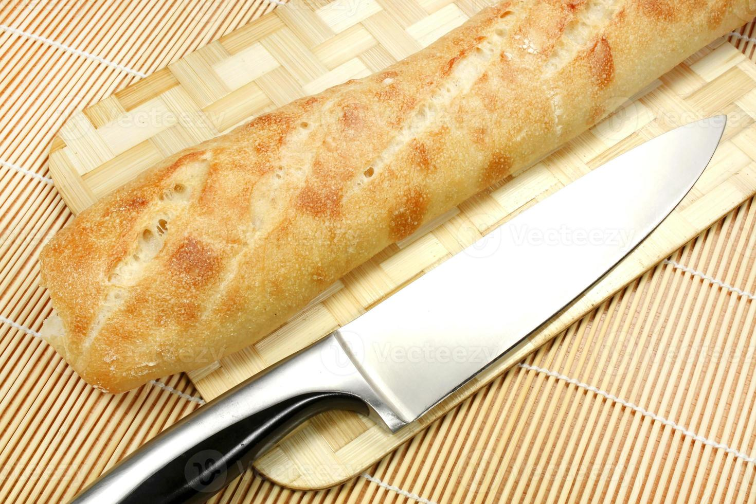 baguette francés foto