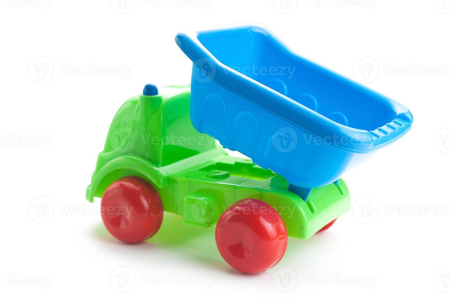 Toy truck photo