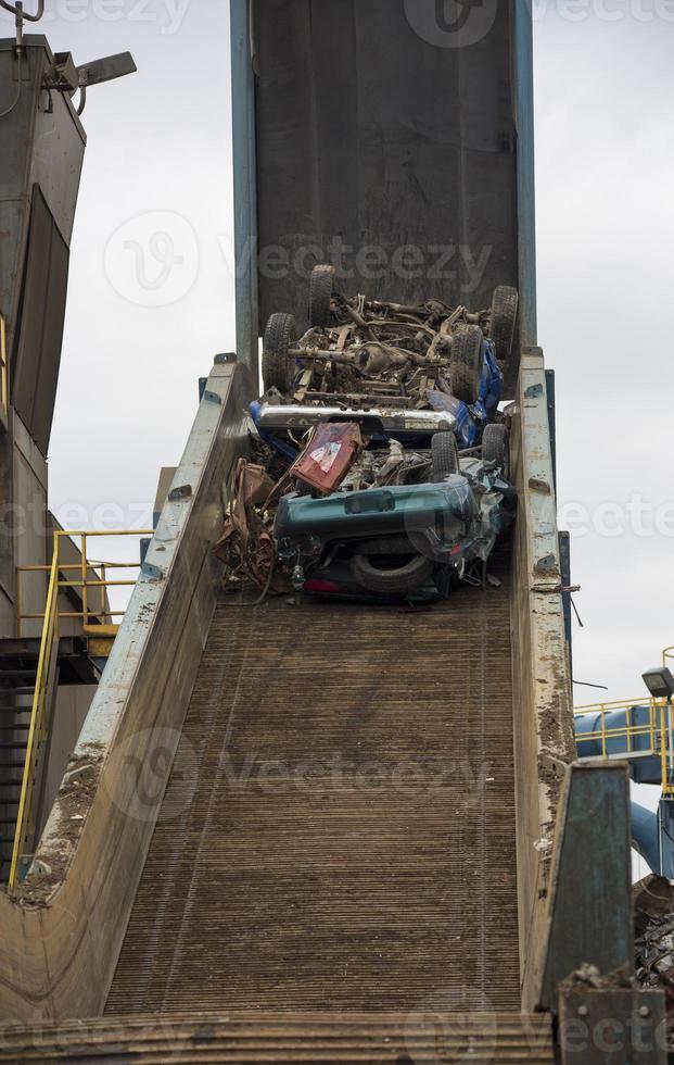 donde los carros van a morir foto