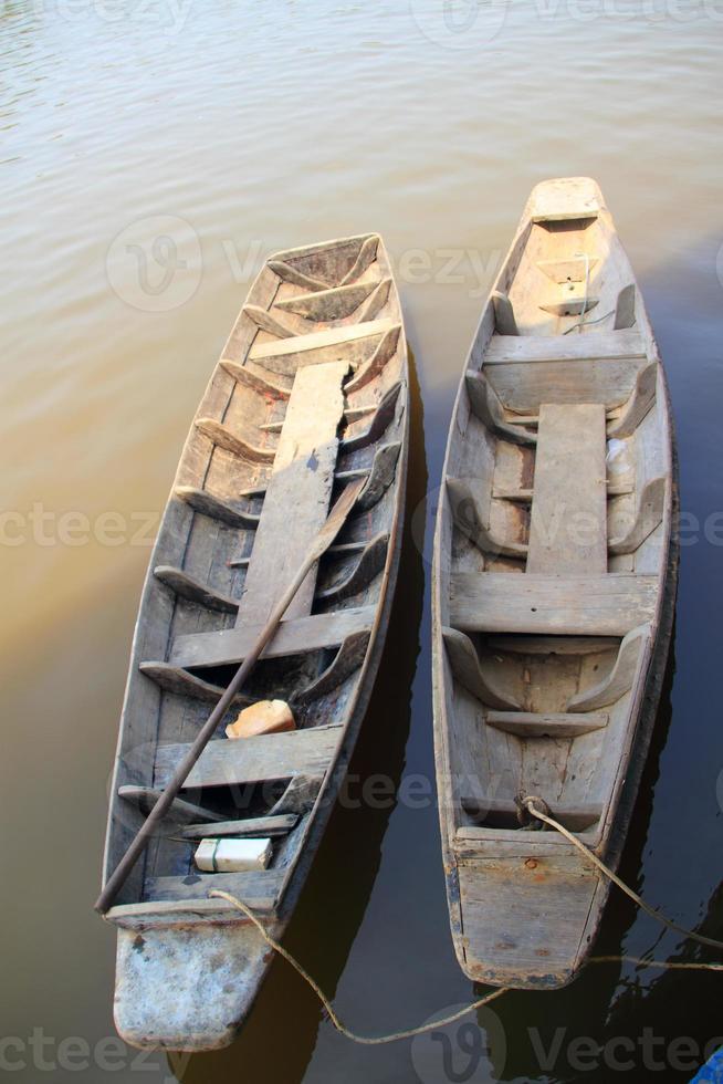 bote de remos foto