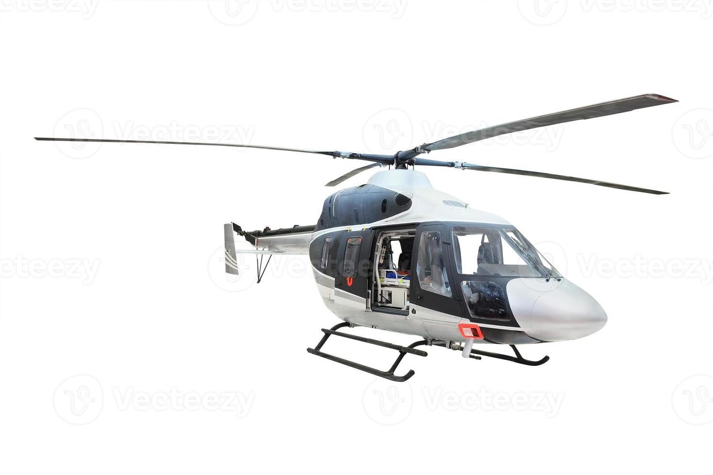 helicóptero foto
