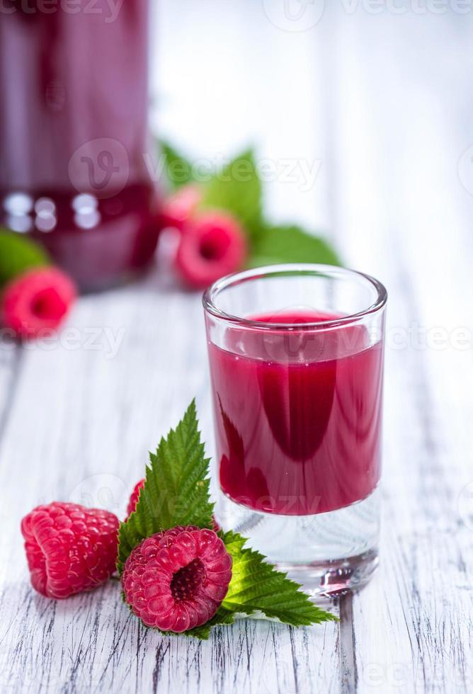 Raspberry Liqueur photo