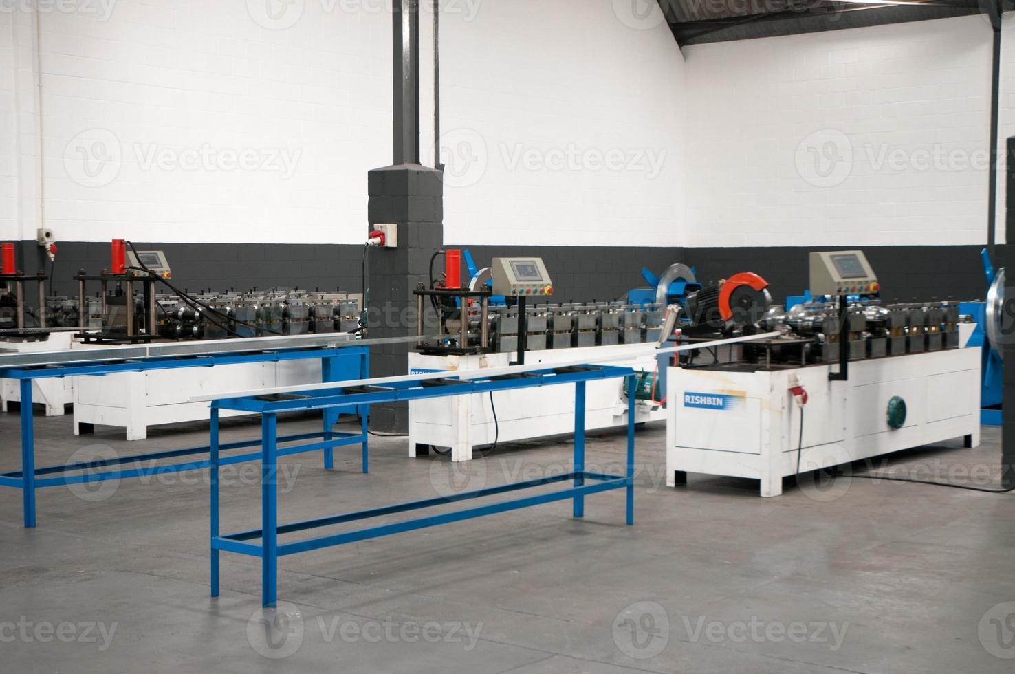 Working machinery photo