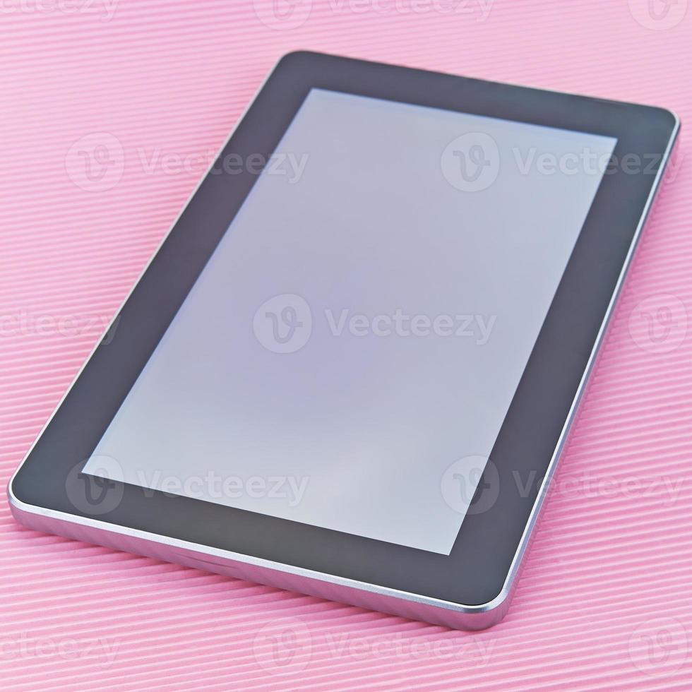 tableta móvil foto
