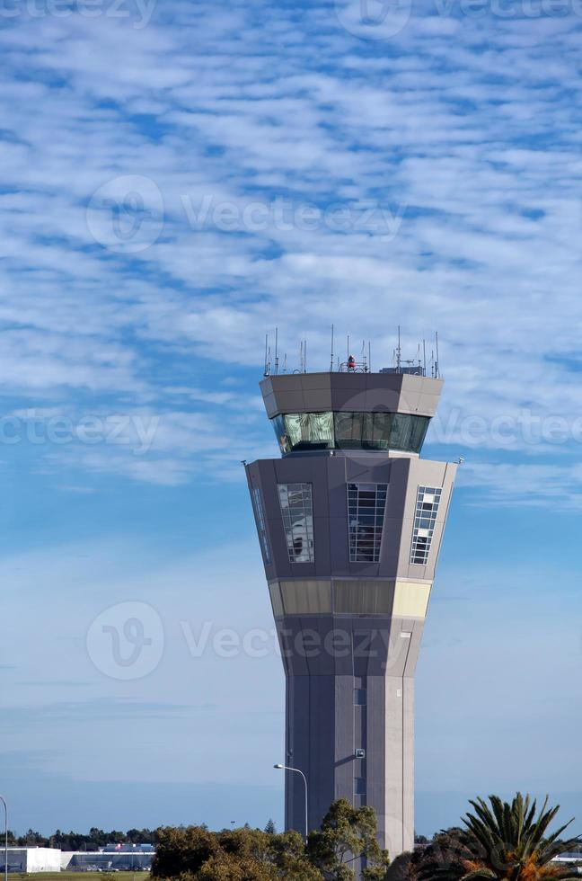Adelaide Airport Control Tower photo