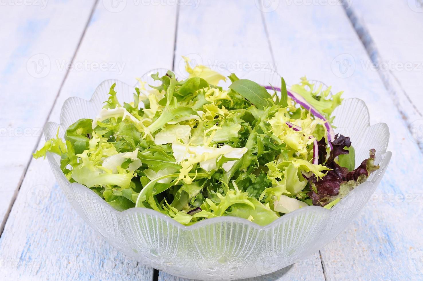 Lettuce. photo