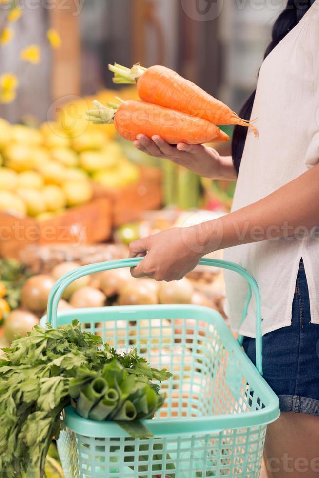 productos vegetales foto