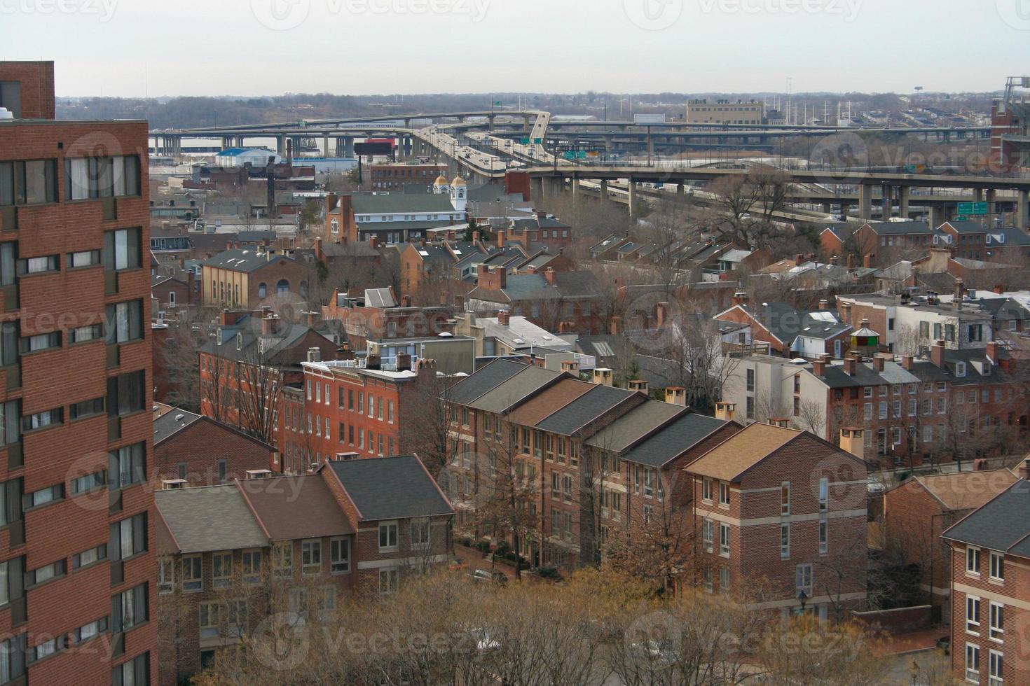 Neighborhood aerial view 3 photo