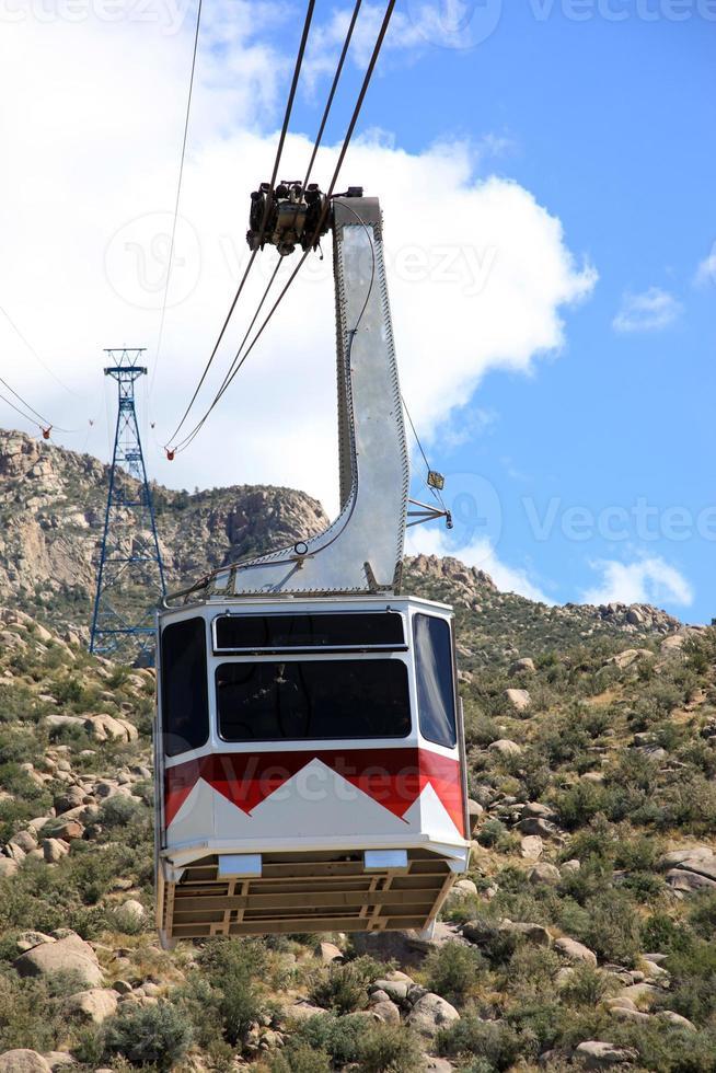 Albuquerque tram 2 photo