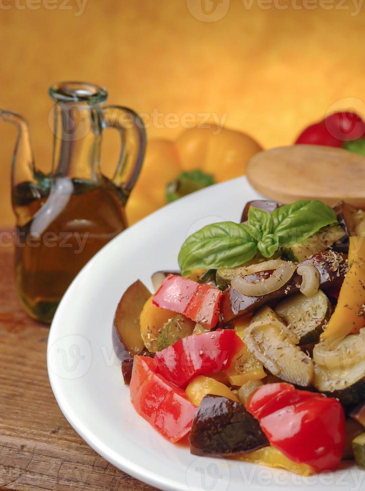 Sicilian caponata photo