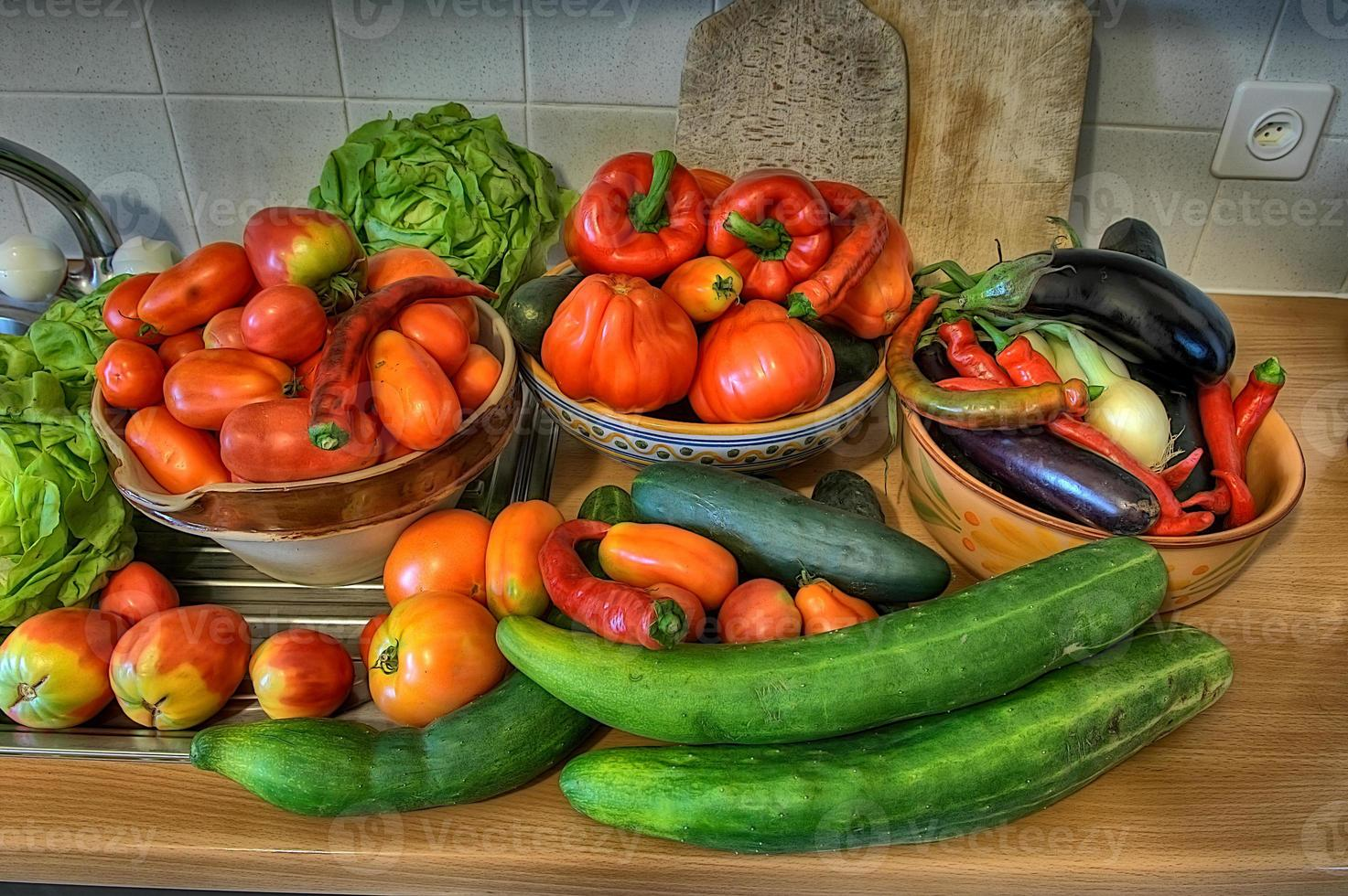 italienisches Gemüse photo