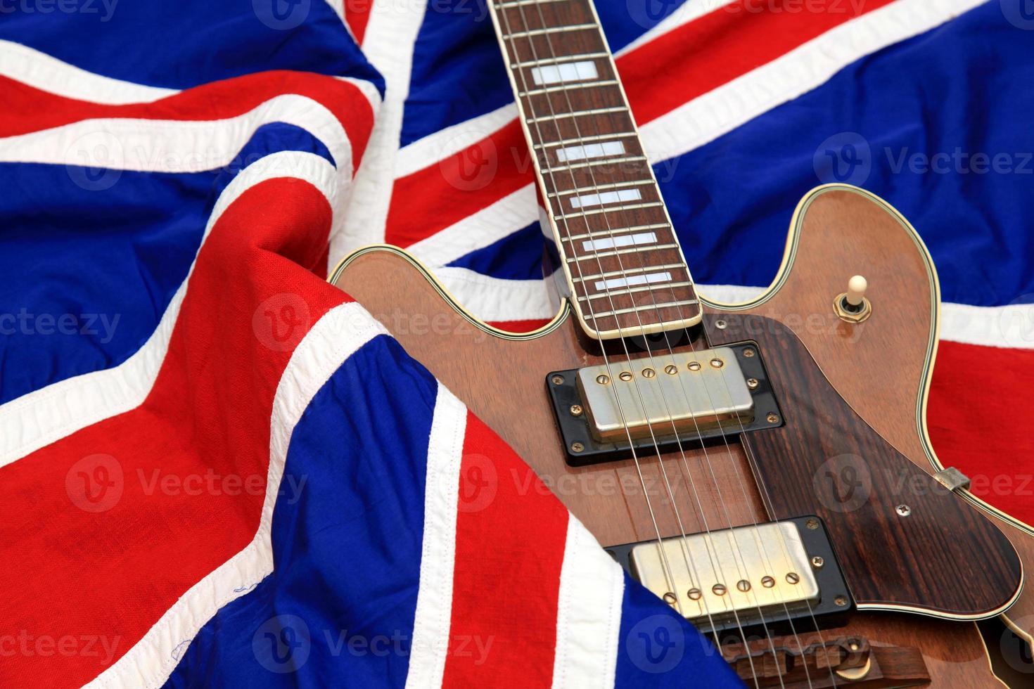 British rock and roll photo