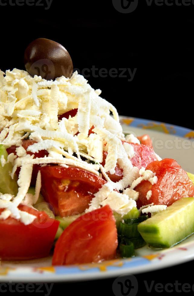 Shopska salad photo
