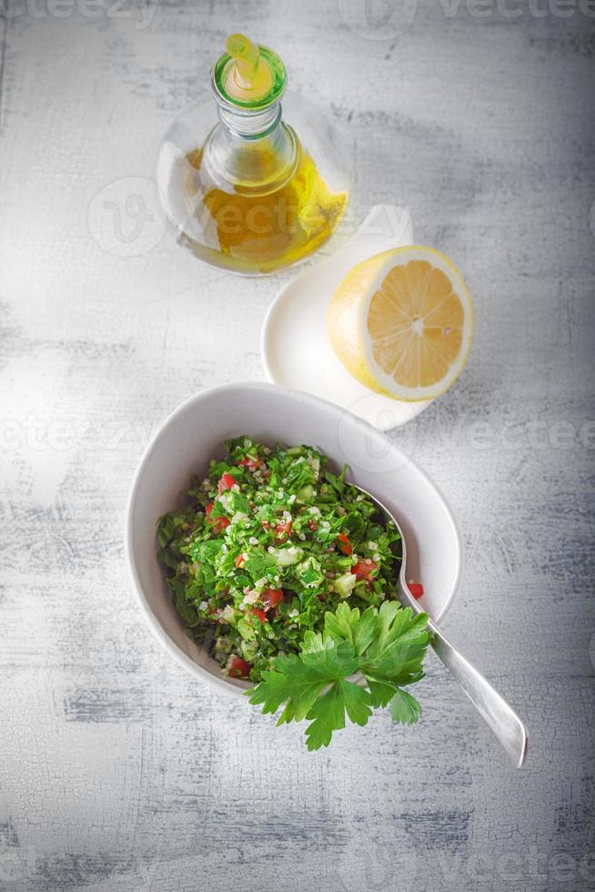Tabbouleh photo