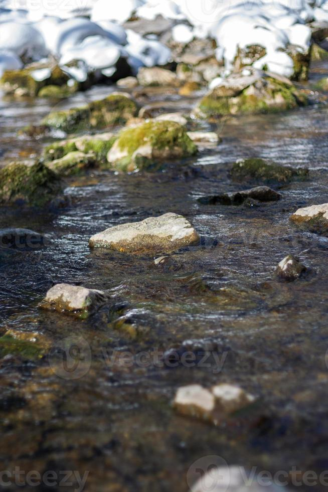 river bed photo