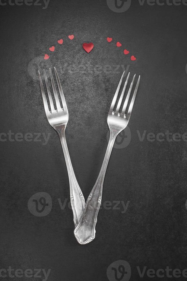 jantar dia dos namorados foto