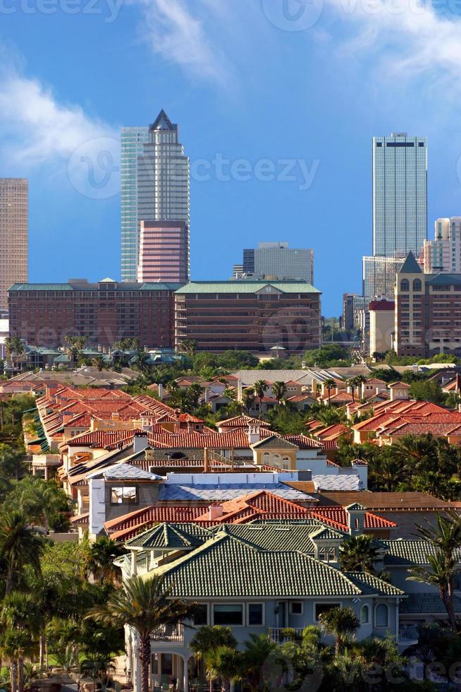 Tampa centrum foto