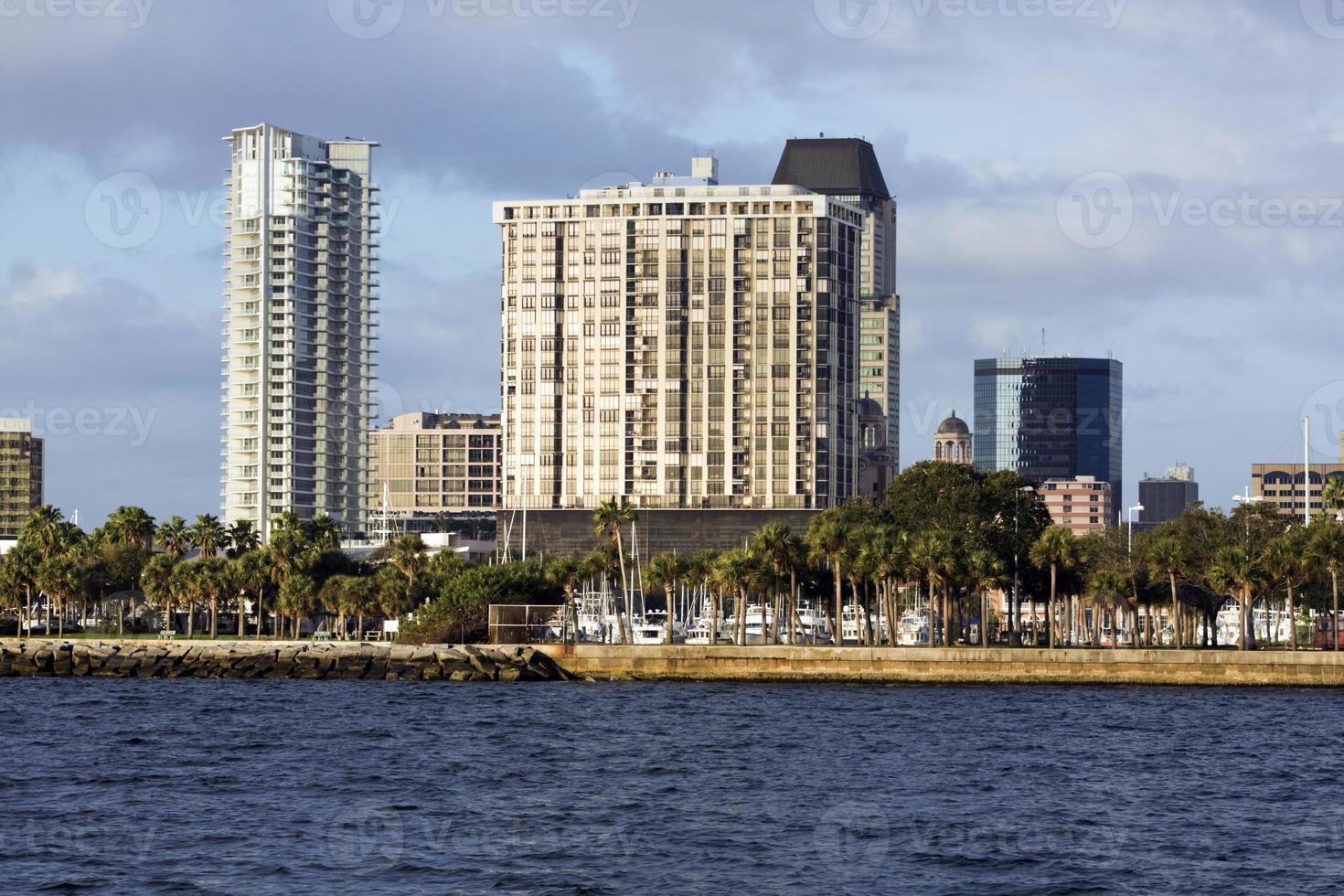 S t. Petersburgo, Florida. foto