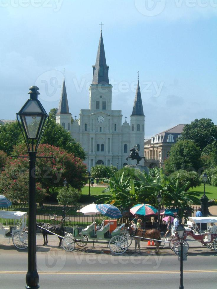 Jackson Square, Nueva Orleans foto