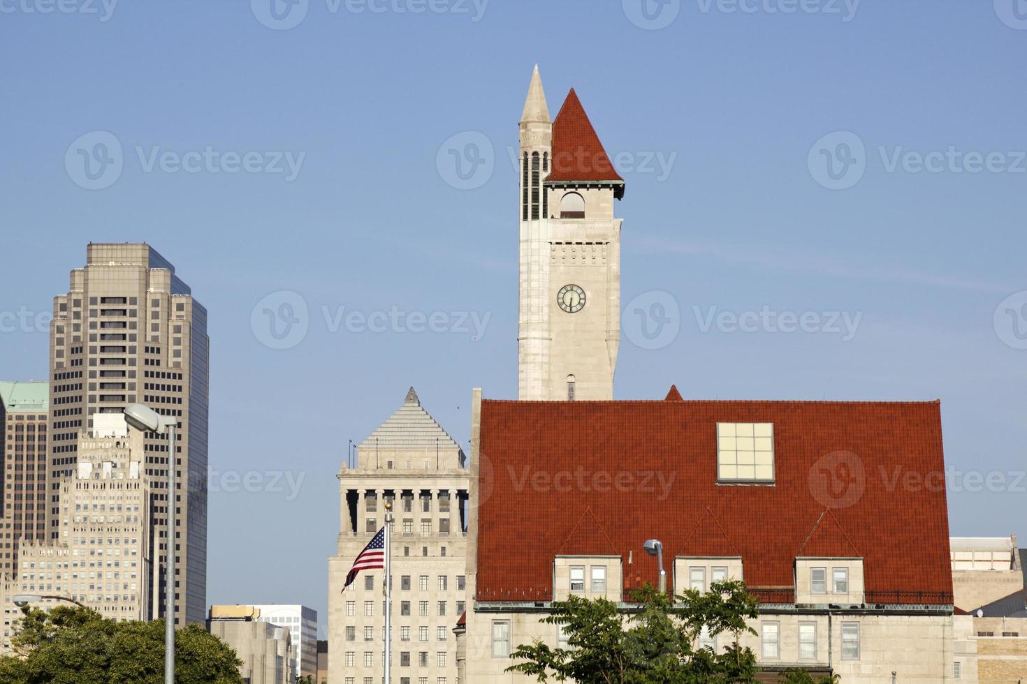 Panorama of St. Louis photo
