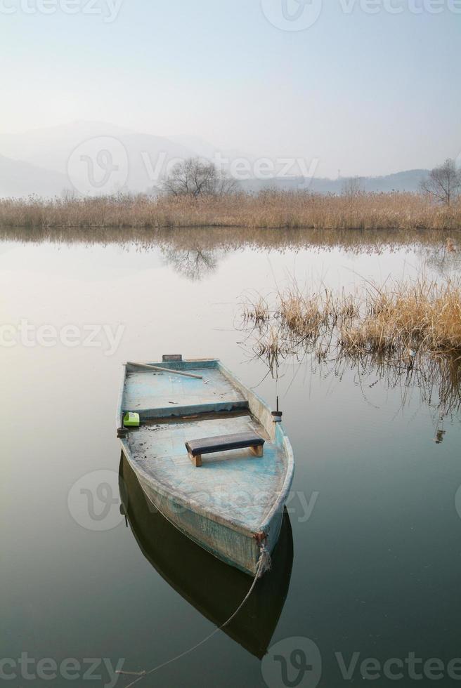 barco fluvial foto