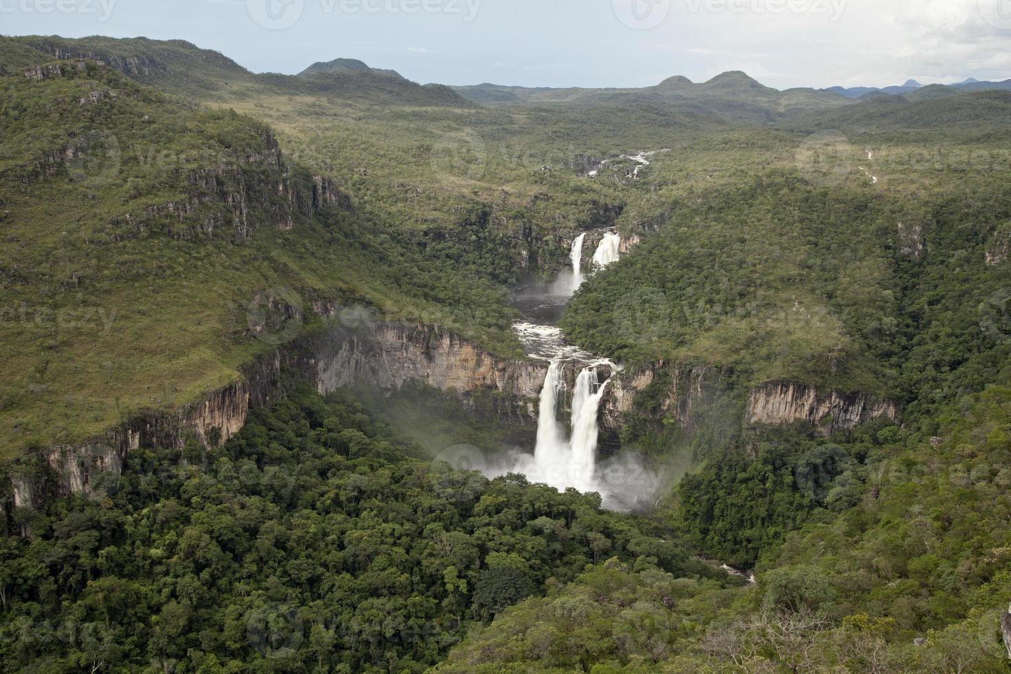 cachoeira do rio preto foto