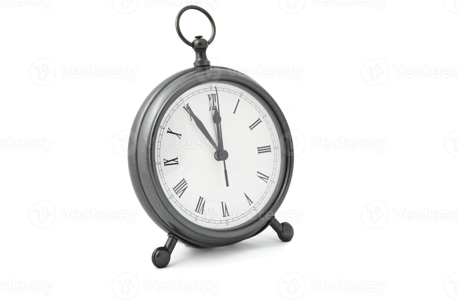 Antique Alarm Clock photo