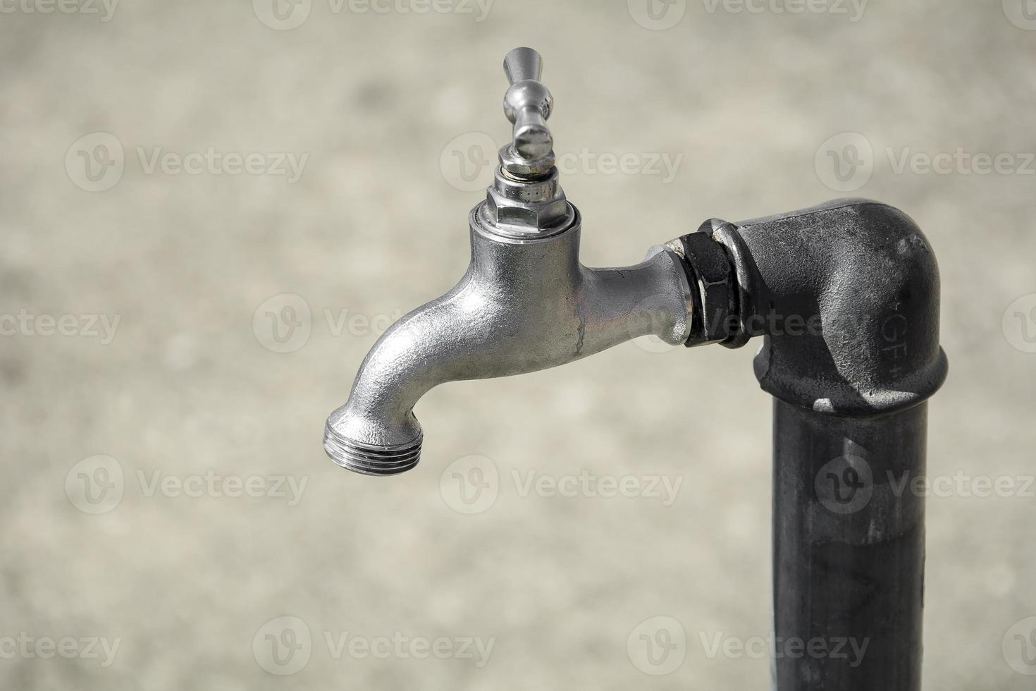 robinet d'extérieur photo