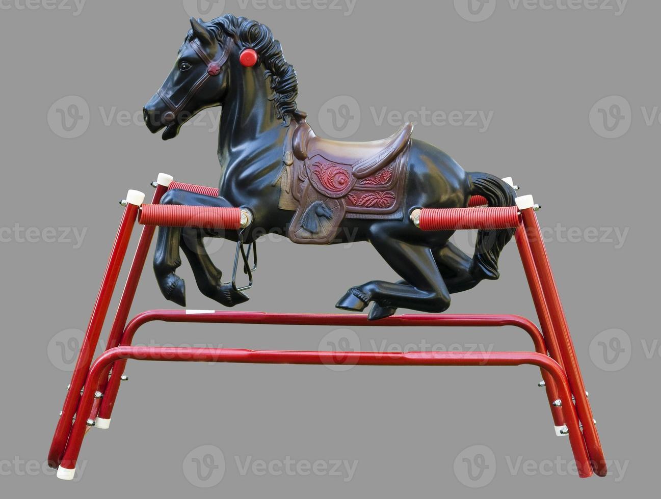 caballo de batalla foto