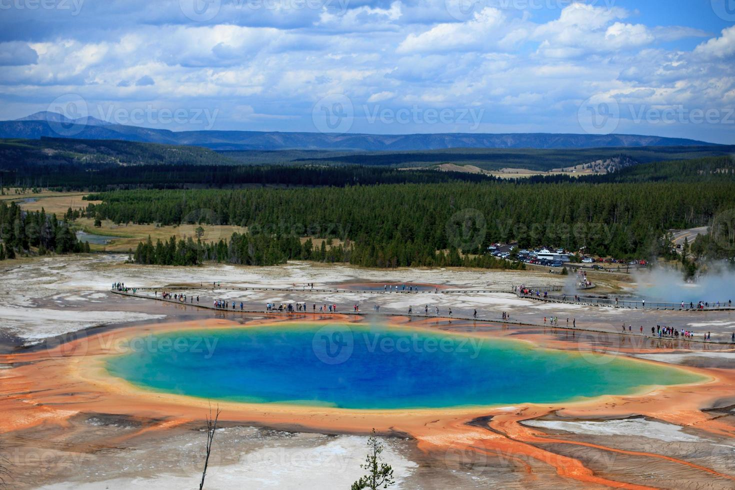 Great Prismatic Spring photo