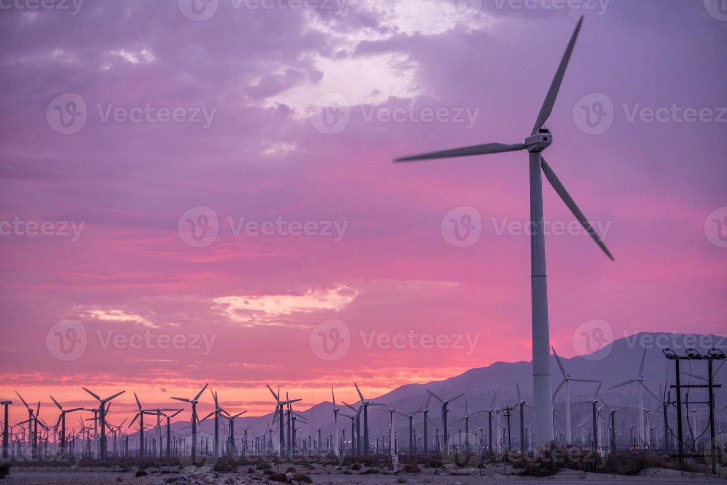 cuchilla de viento foto