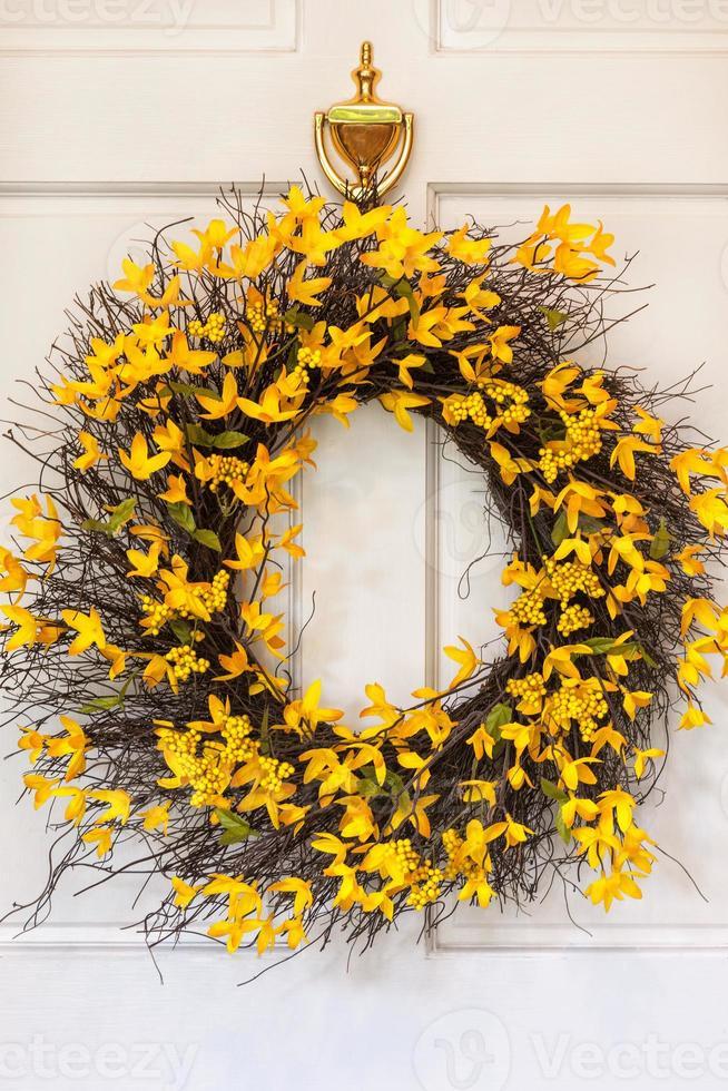 Spring Wreath photo