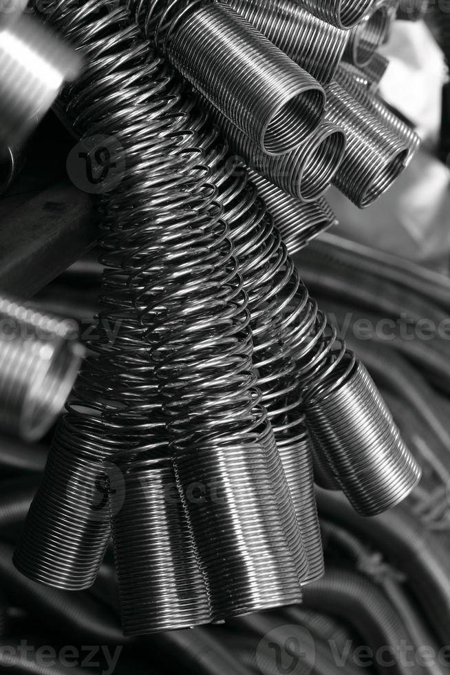 Hydraulic spring photo