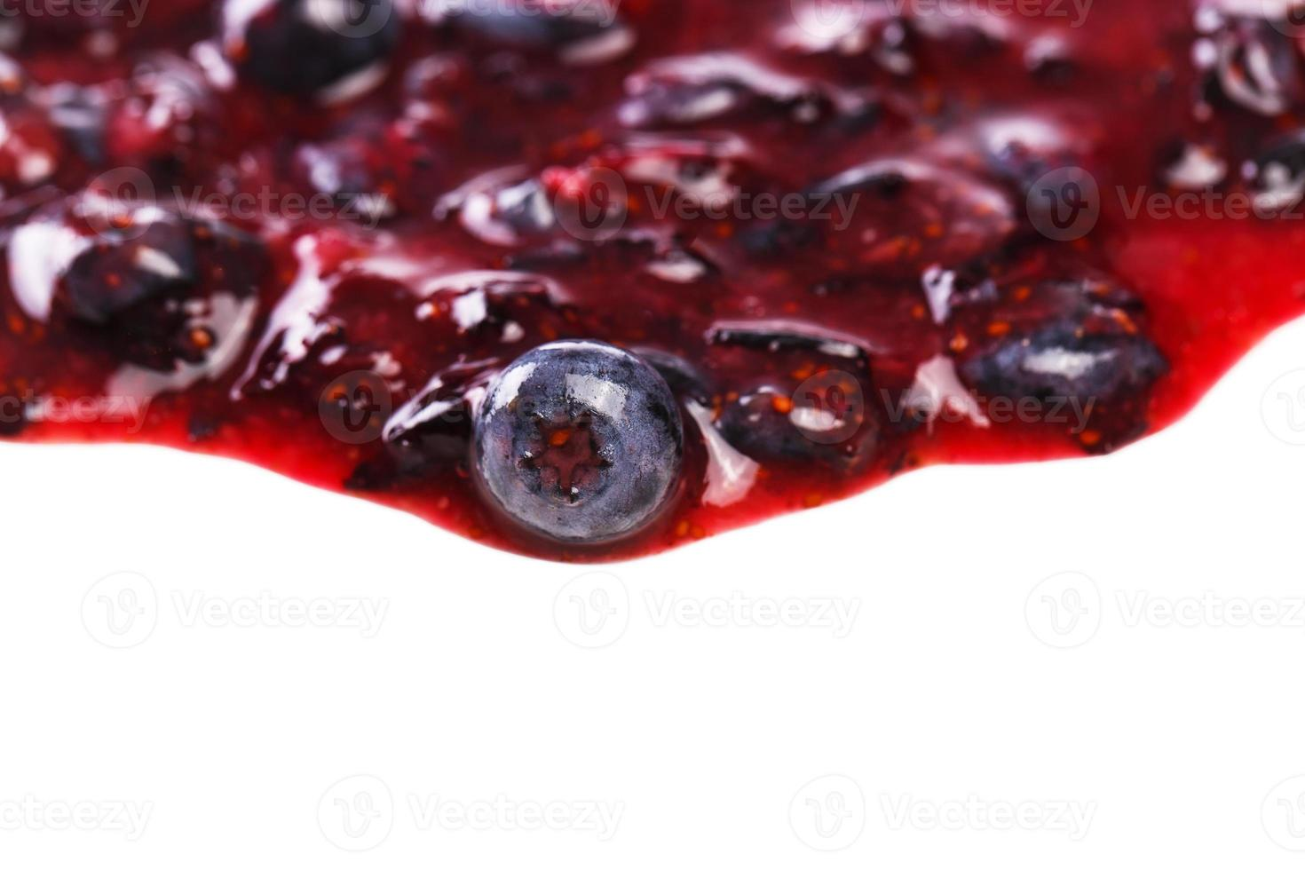 Delicious, natural jam photo