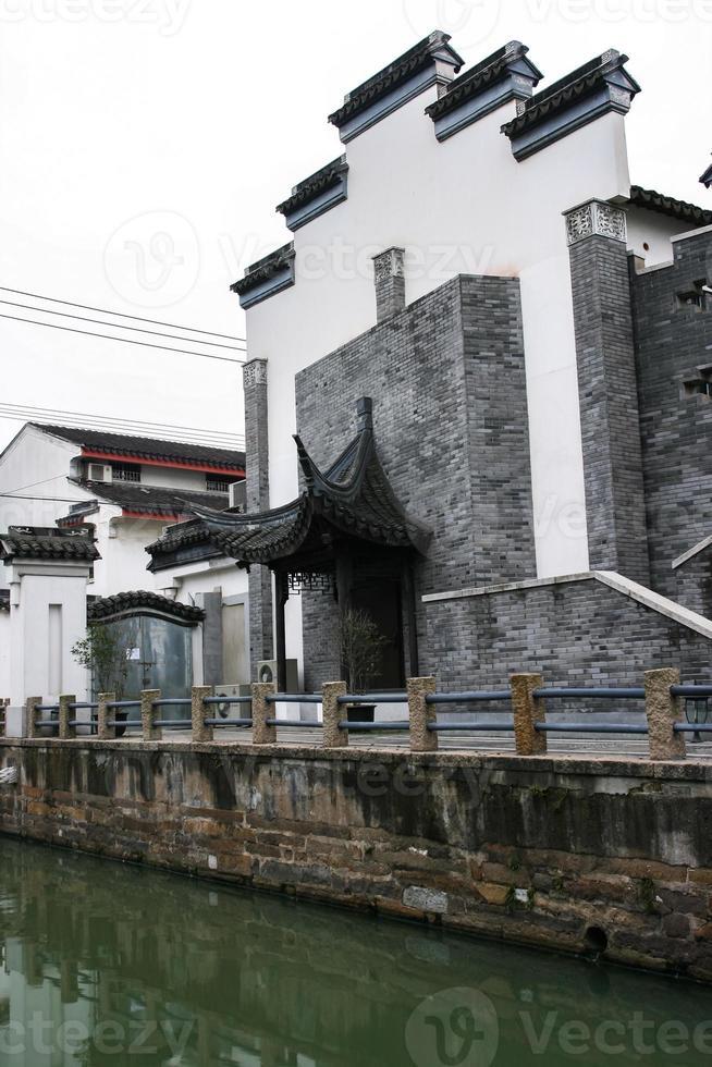 Suzhou style architecture photo