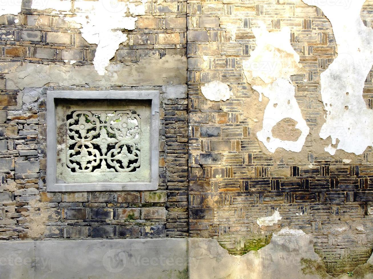 antigua calle de pingjiang en suzhou, china foto