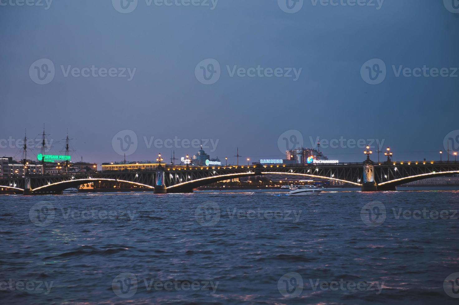 Troitsky Bridge 1177. photo