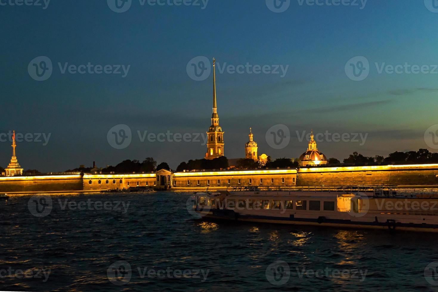The Peter and Paul Fortress, St.Petersburg, Russia photo