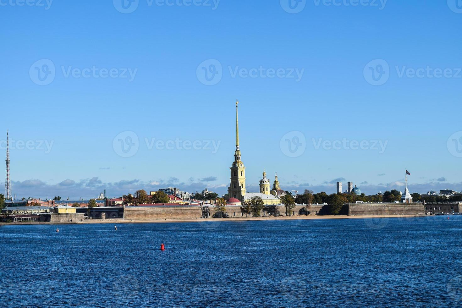 Peter and Paul fortress. photo