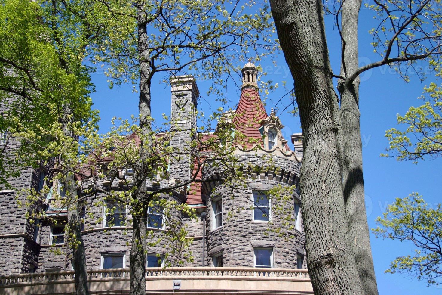 boldt castle alexandria bay nueva york foto