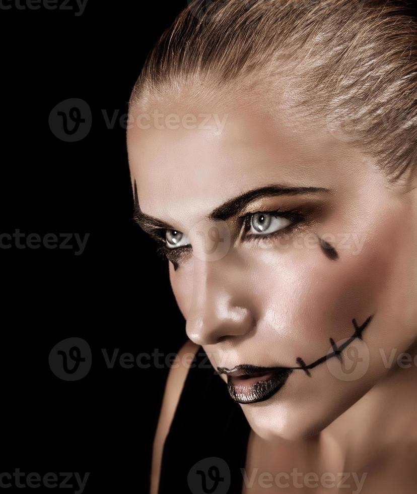 Halloween celebration concept photo