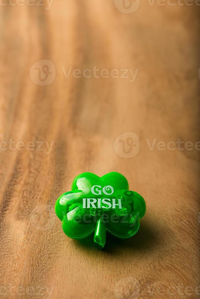 st patrick's day pin photo