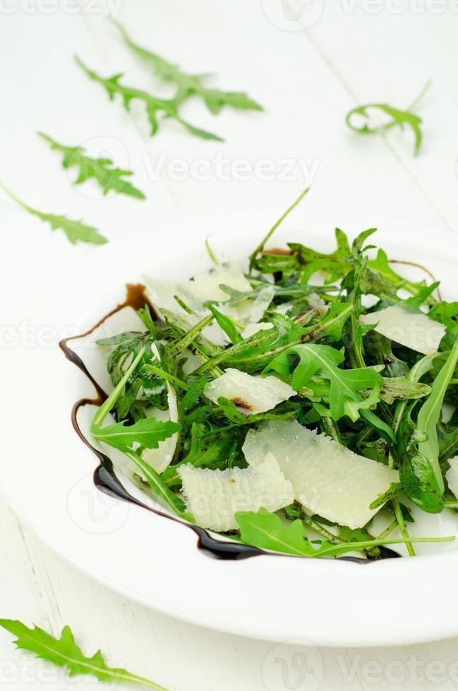 Rocket salad photo