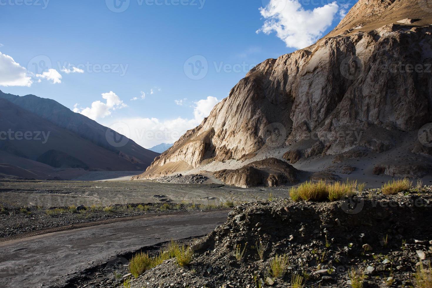 Himalayan landscape photo