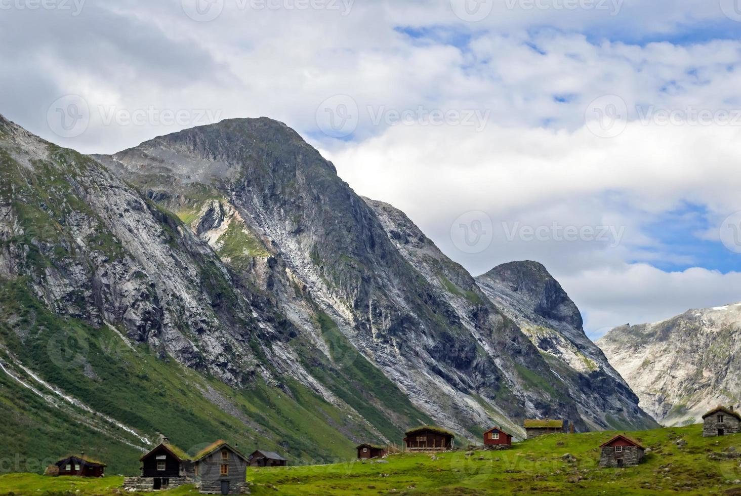 Norway, stunning landscape photo